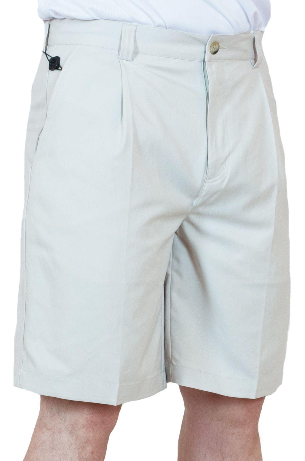 Легкие курортные шорты для мужчин