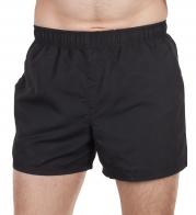 Легкие мужские шорты Active Intent (Новая Зеландия), черного цвета.