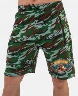 Легкие мужские шорты охотника.