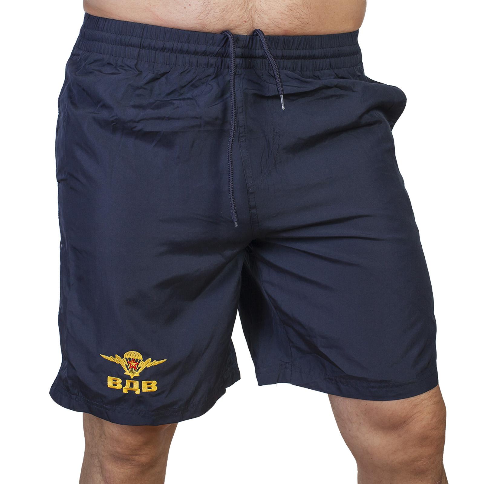 Легкие мужские шорты ВДВ