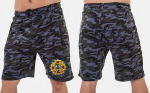 Лёгкие шорты Полиция России оптом в Военпро