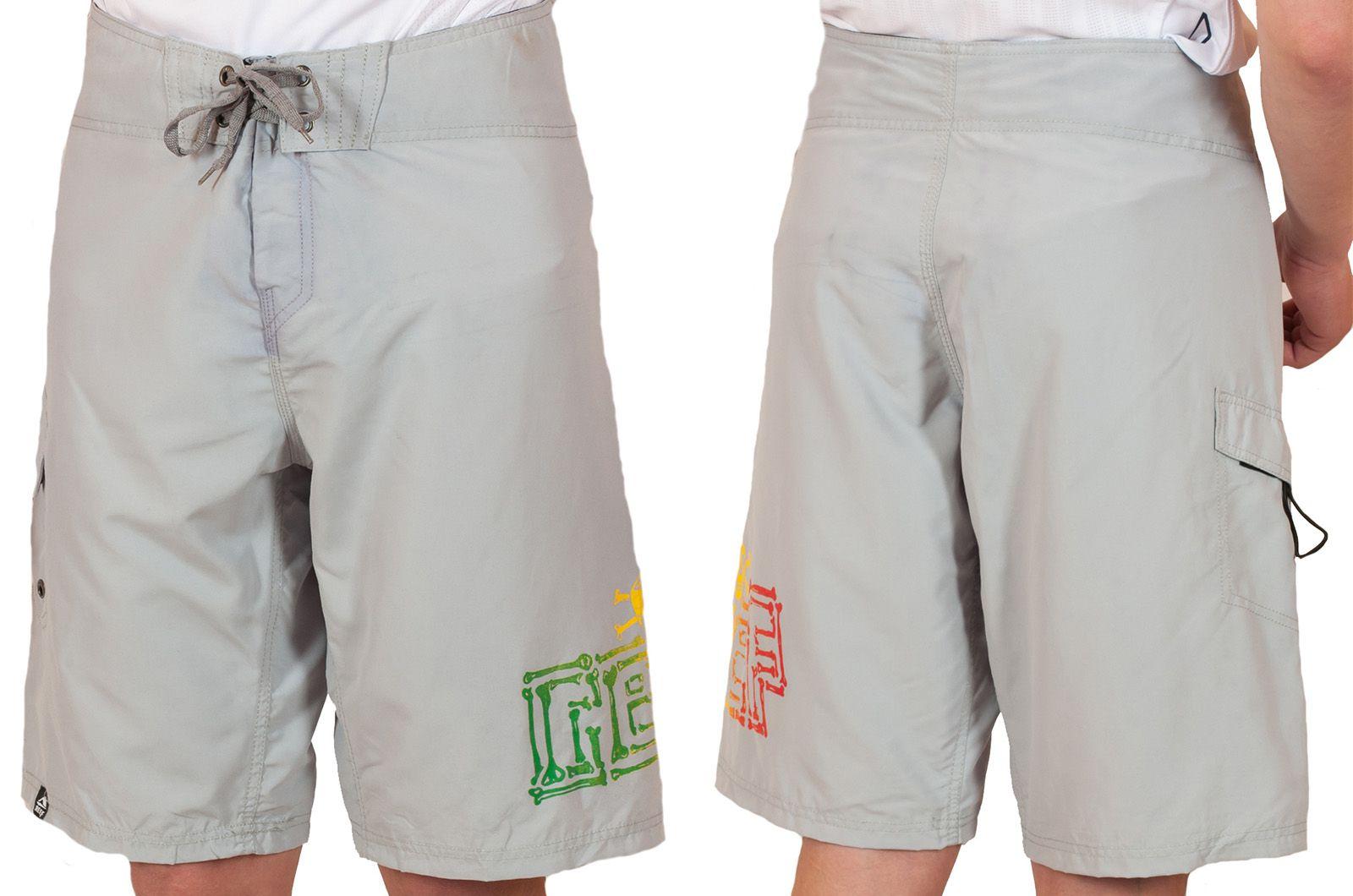 Легкие шорты Reef для подростков - общий вид