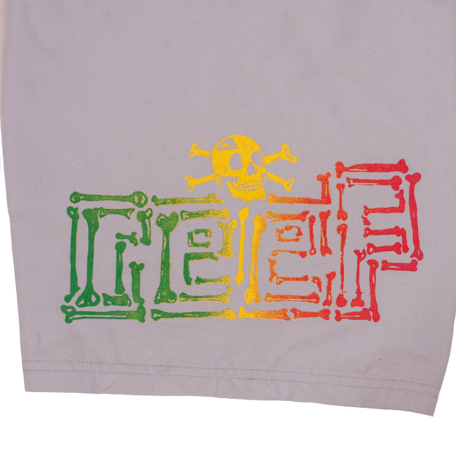 Легкие шорты Reef для подростков - принт