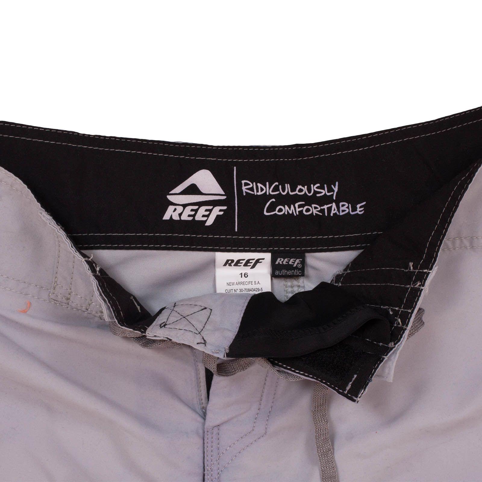 Легкие шорты Reef для подростков - ярлык