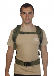 Лёгкий рюкзак BLACKHAWK (хаки-олива) с доставкой