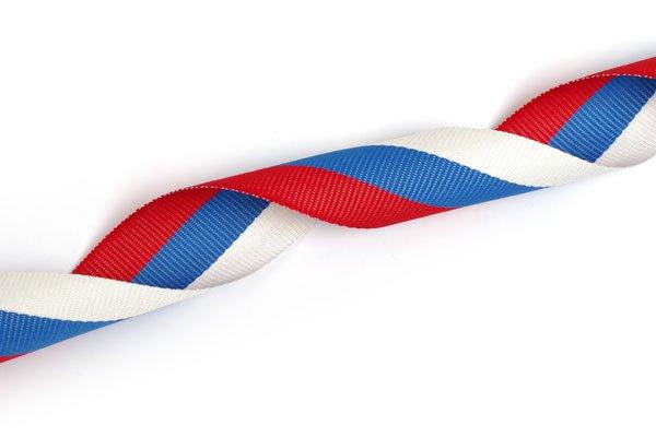 Ленточка флаг России оптом и в розницу
