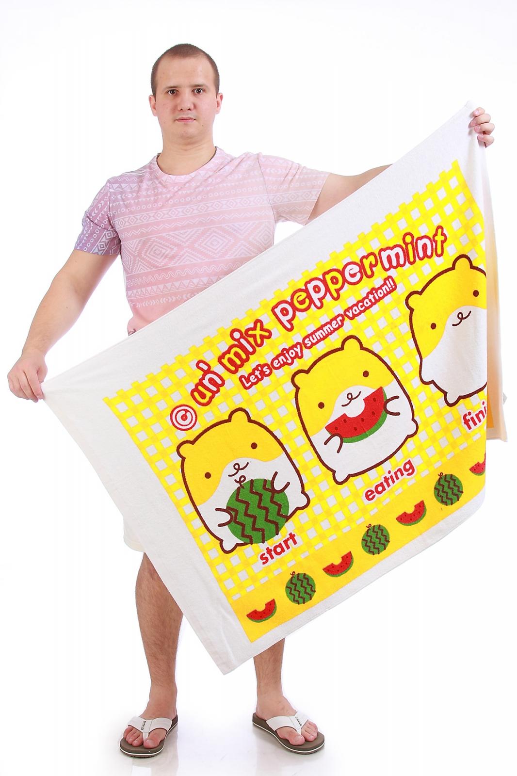 Летнее полотенце - купить онлайн в интернет-магазине