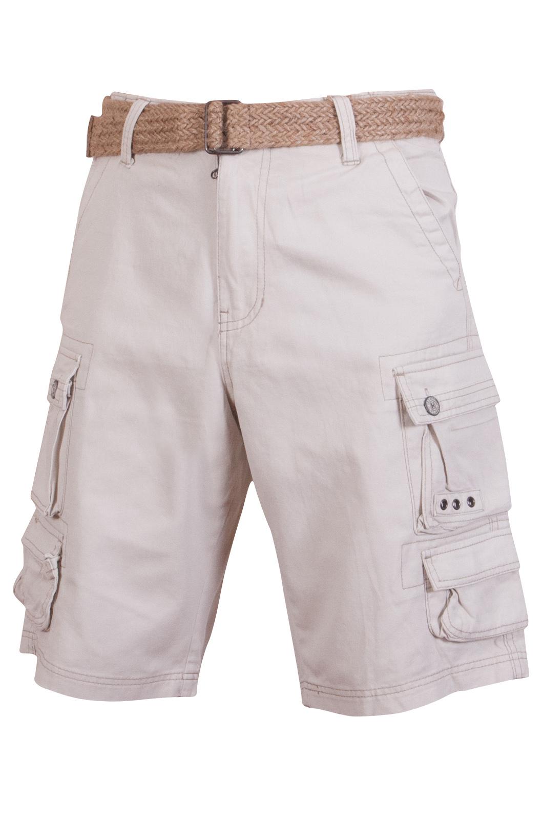 Летние белые шорты