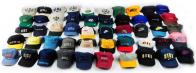 Летние кепки разных цветов