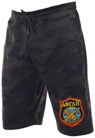 Летние мужские шорты из хлопка.