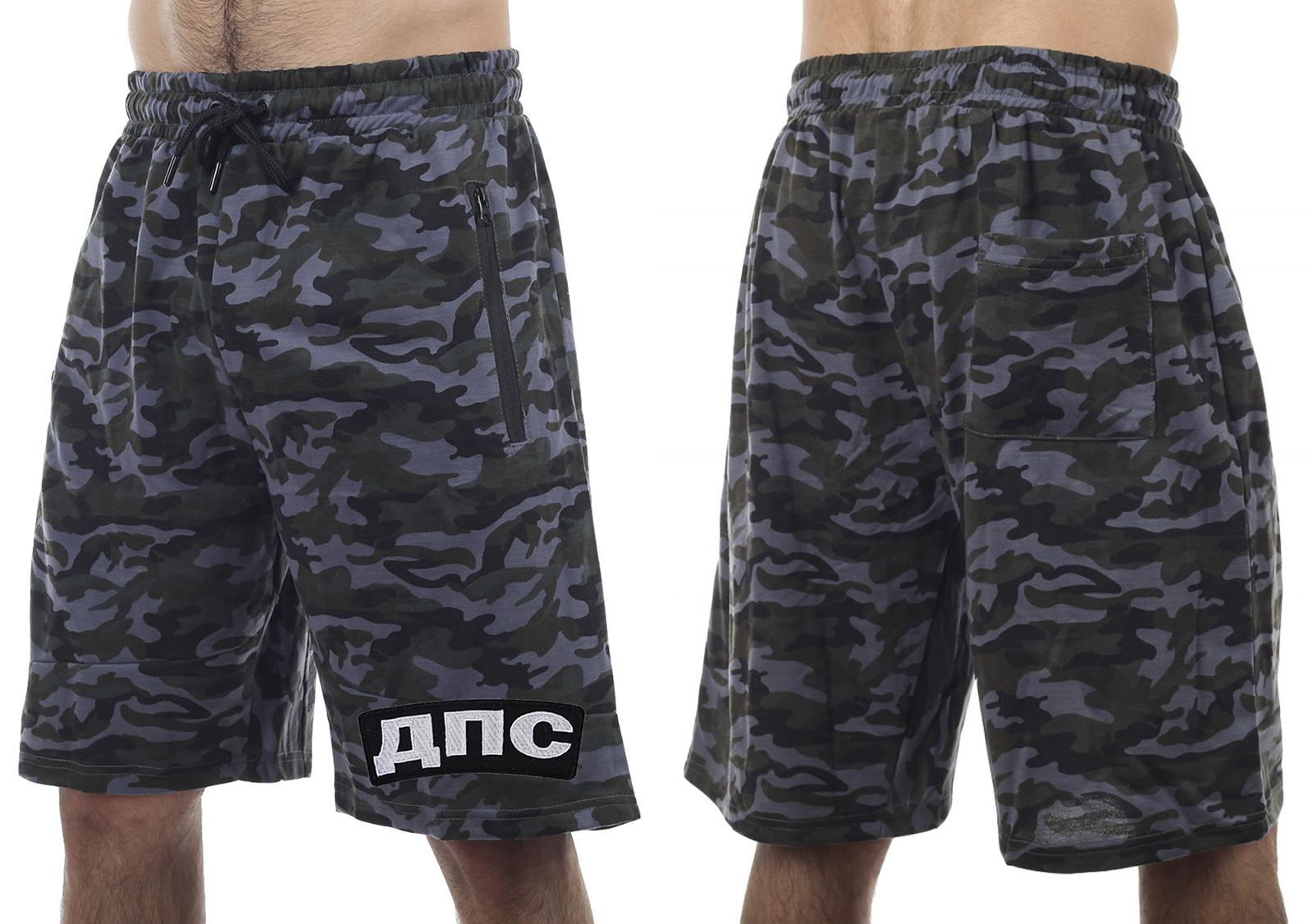 Летние мужские шорты с карманами заказать в Военпро