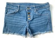 Летние подростковые джинсовые шорты Denim
