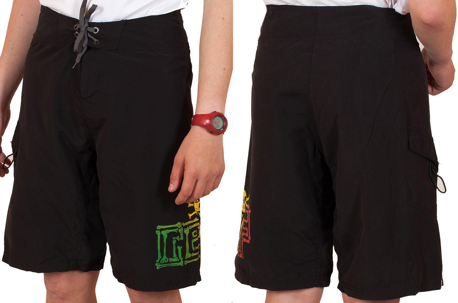 Летние подростковые шорты Reef - общий вид
