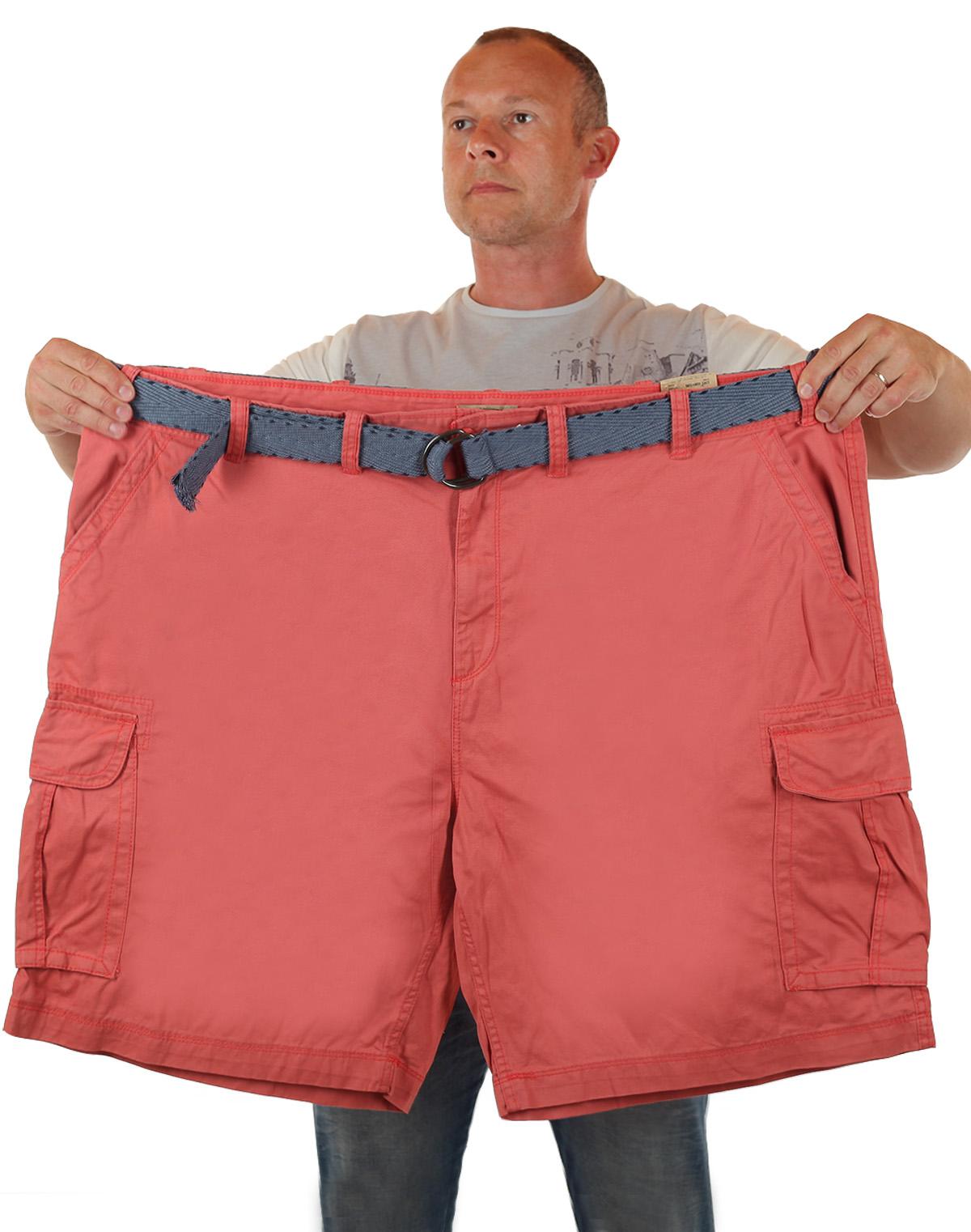 Летние шорты большого размера для мужчин