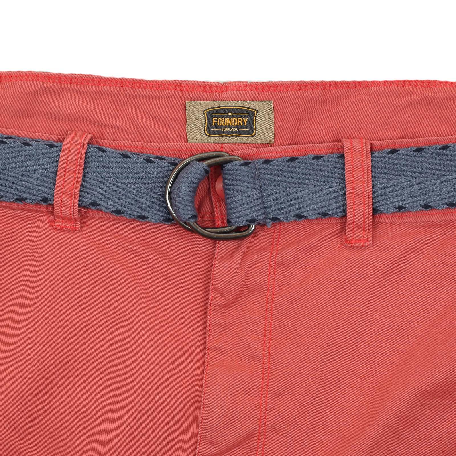 Летние шорты большого размера для мужчин (Foundry, США)