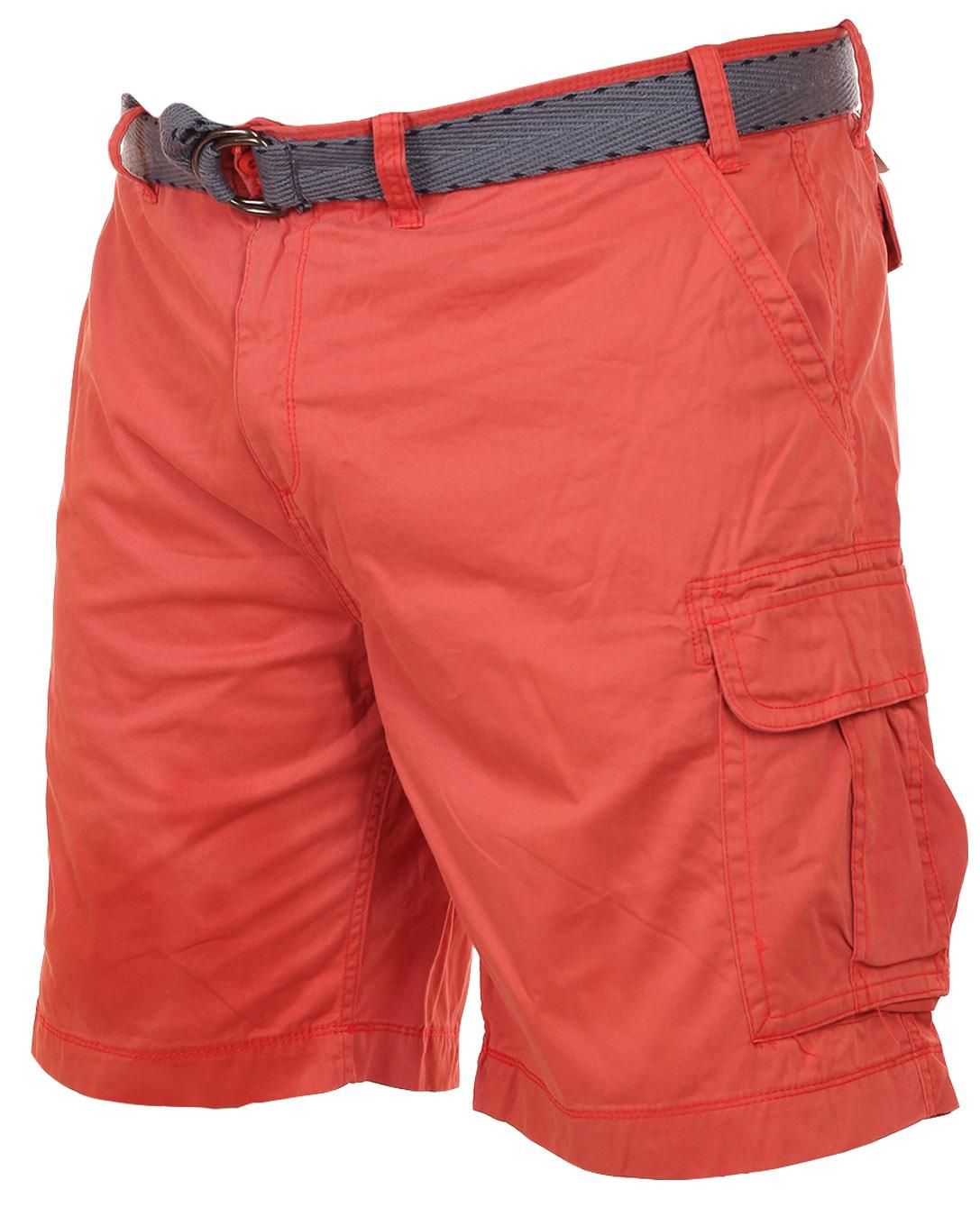 Брендовые летние шорты большого размера