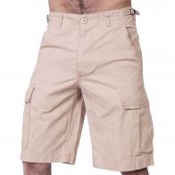 Летние хлопковые шорты Mil-Tec для мужчин.
