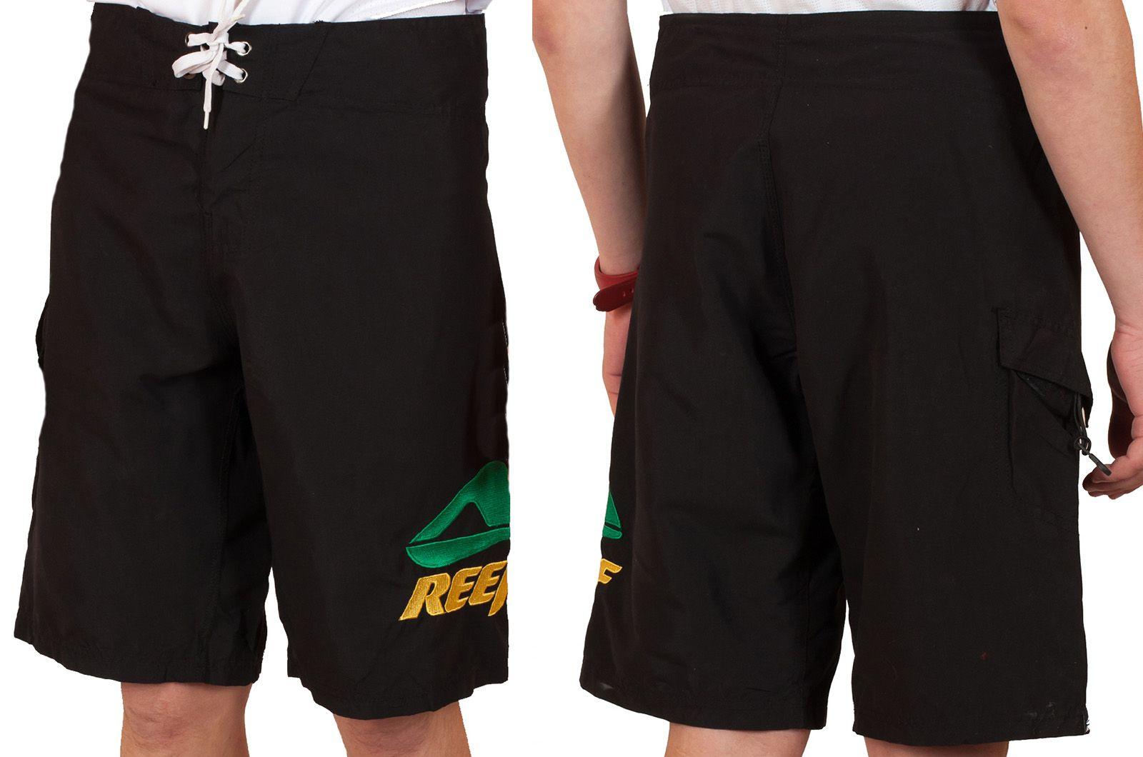 Летние шорты Reef для подростков - общий вид