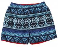 Летние стильные шорты с узором