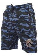 Летние трикотажные шорты с эмблемой Рыболовных войск