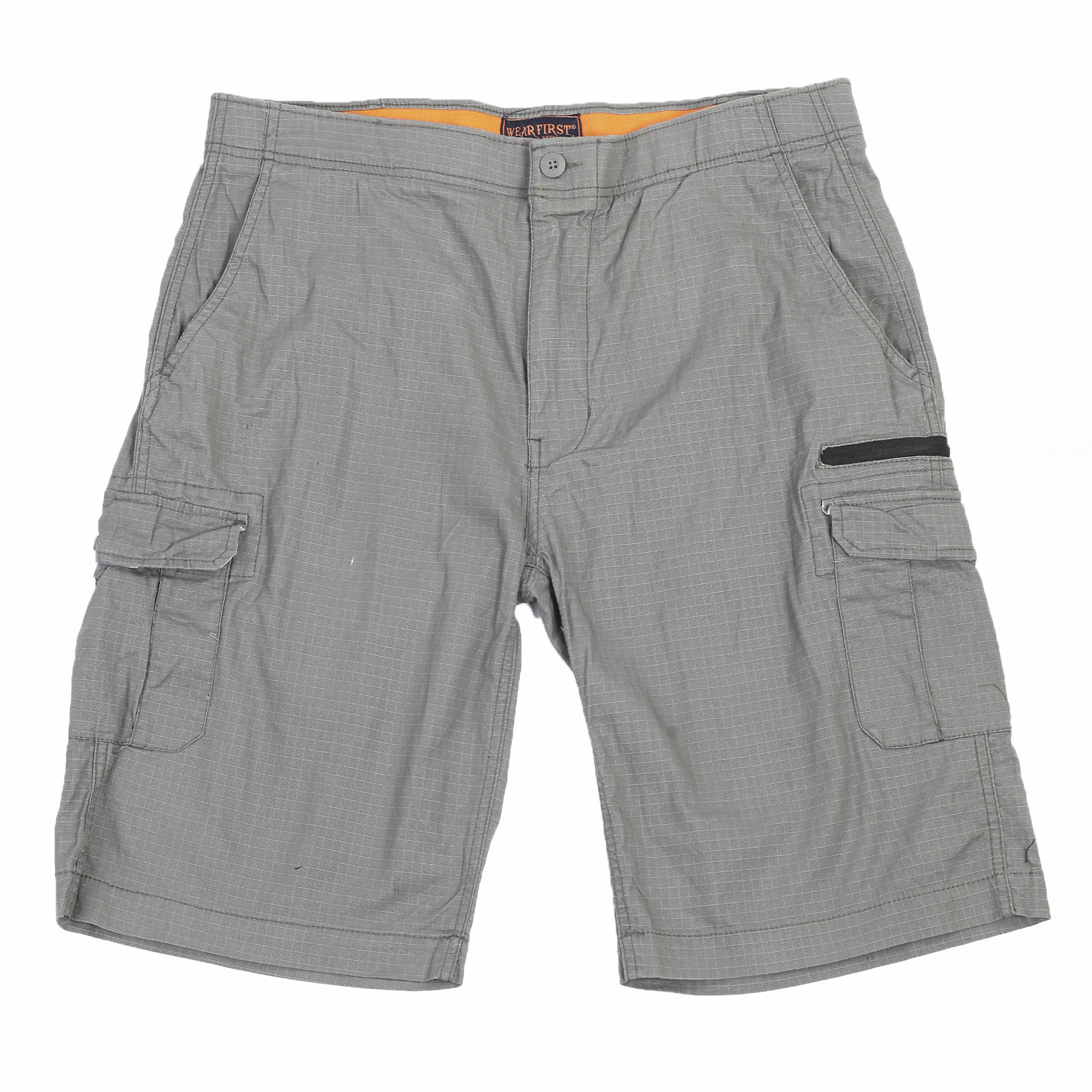 Летние мужские шорты Wear First с боковыми карманами.