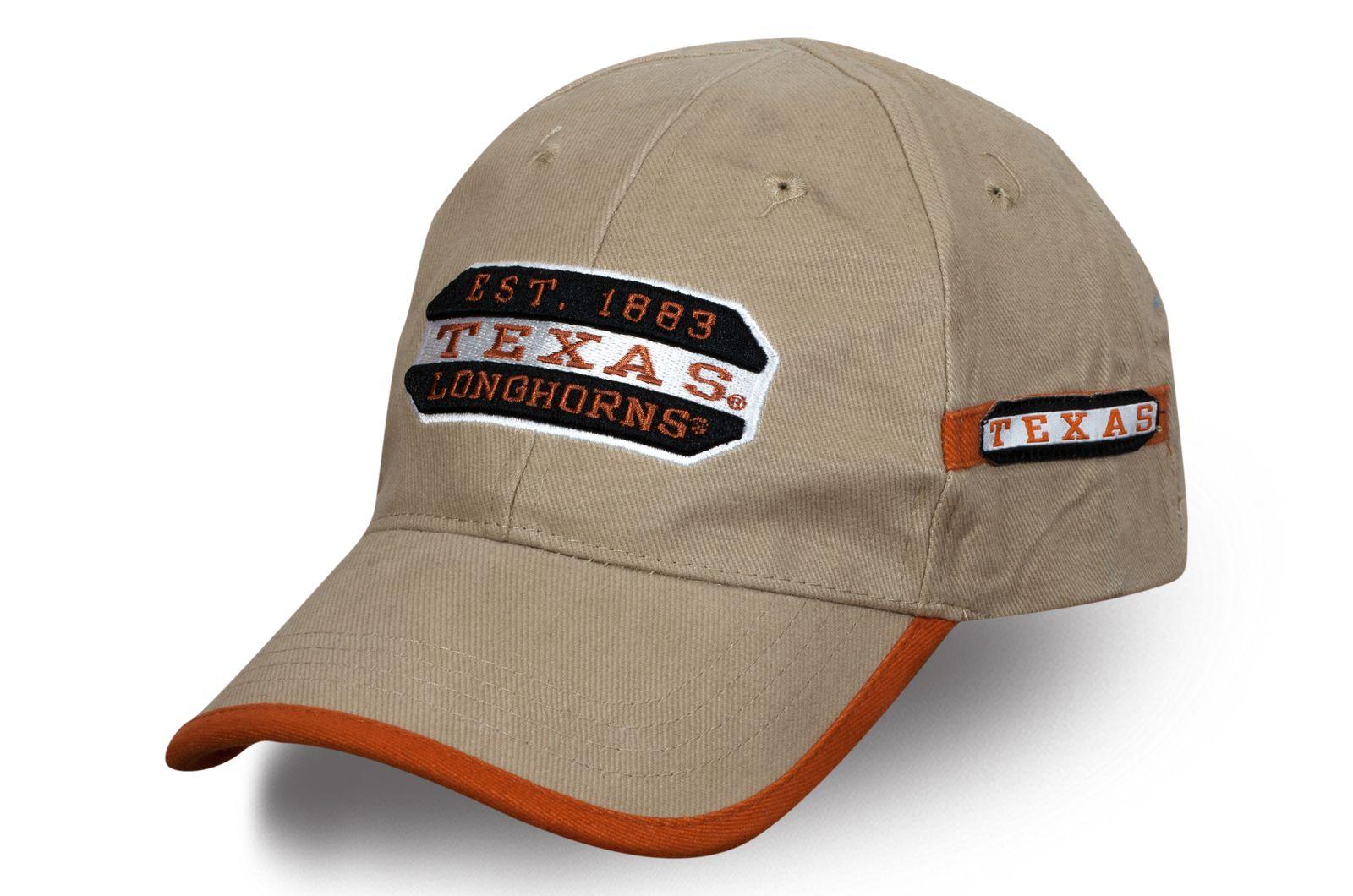 Летняя бейсболка Texas