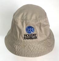 Летняя бежевая панама Holiday Rambler
