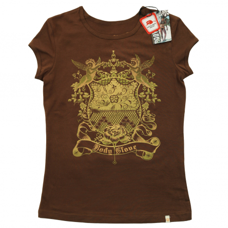 Летняя женская футболка от бренда Body Glove®