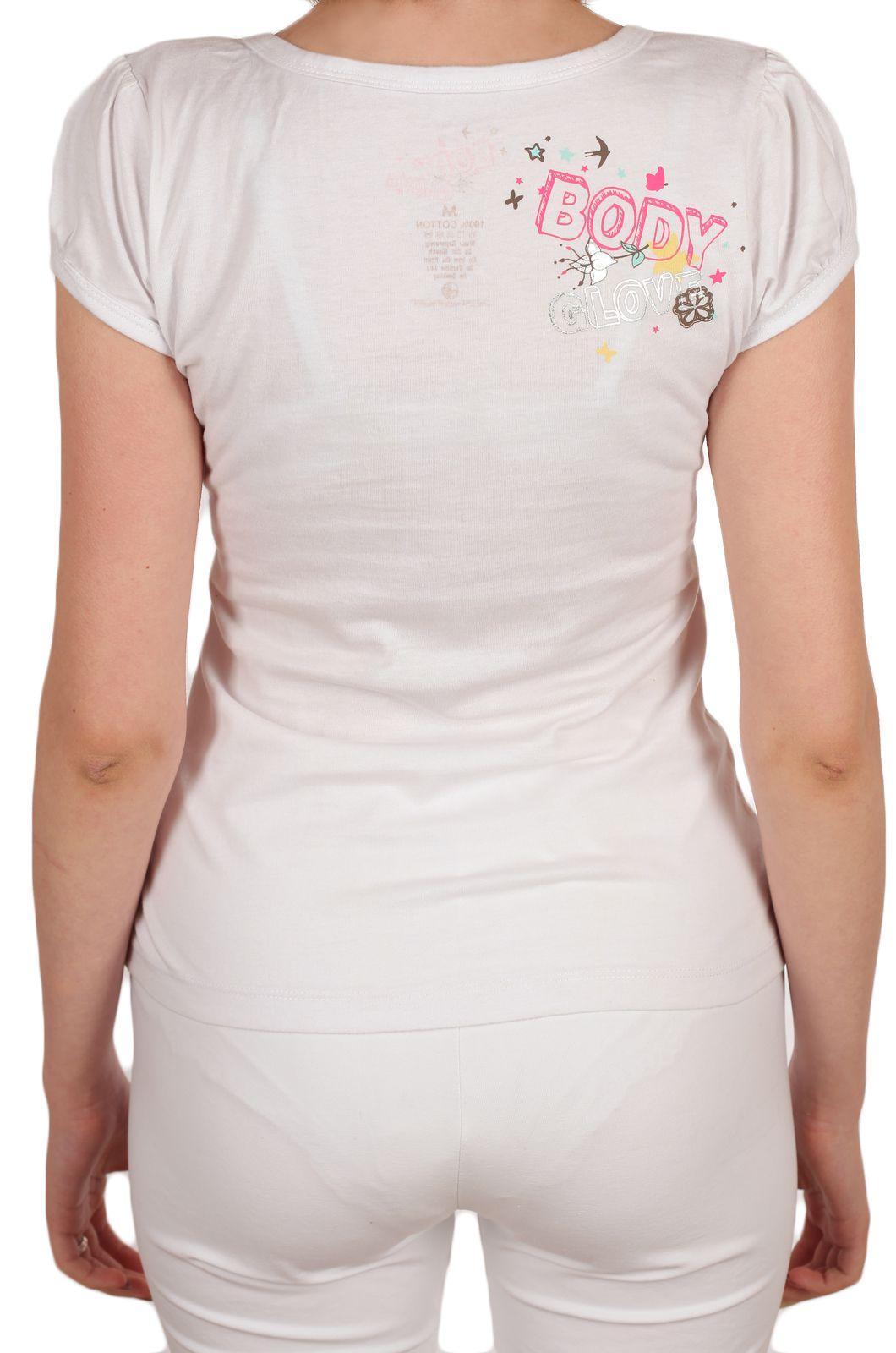Летняя футболка Body Glove® Girl - вид сзади