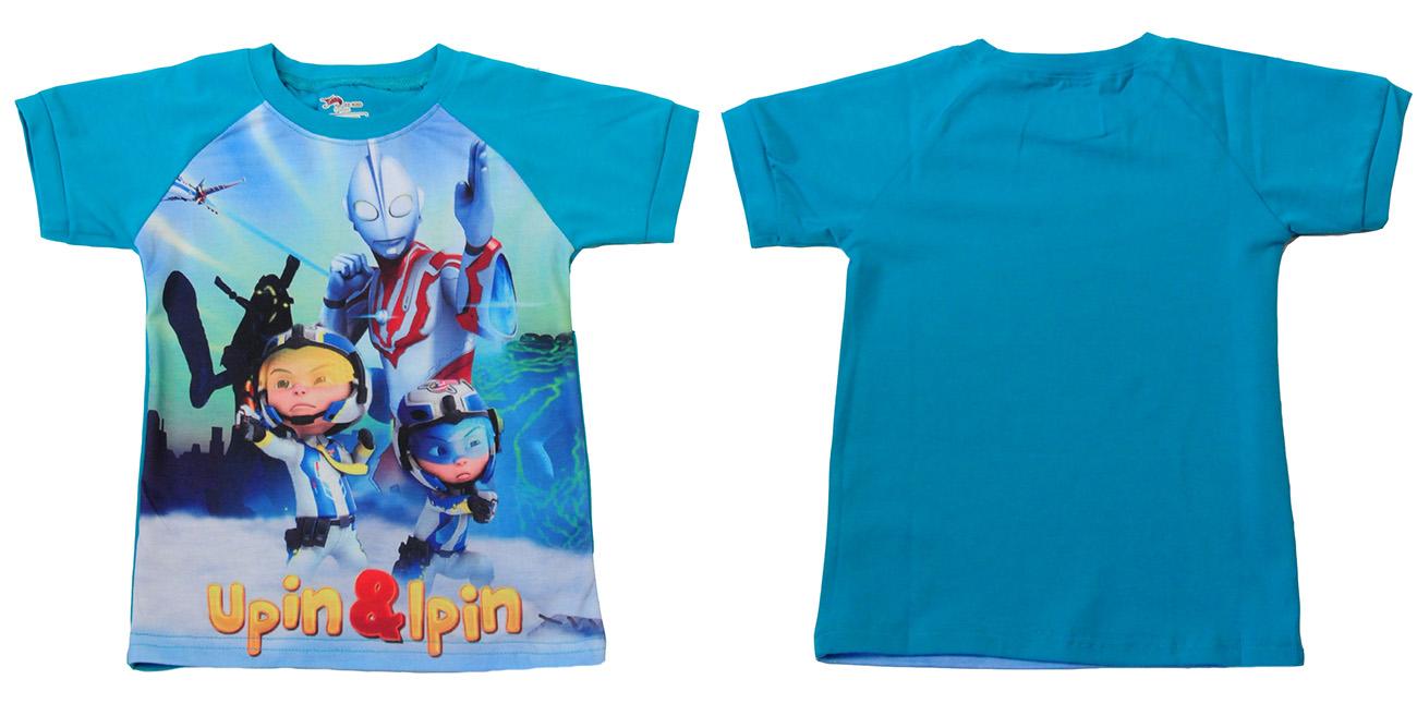 """Летняя футболка  для мальчика """"Упин и Ипин"""" с доставкой"""