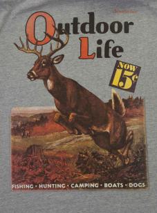 Летняя мужская футболка Outdoor life.