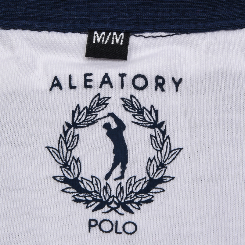 Летняя футболка Поло - Aleatory, Бразилия