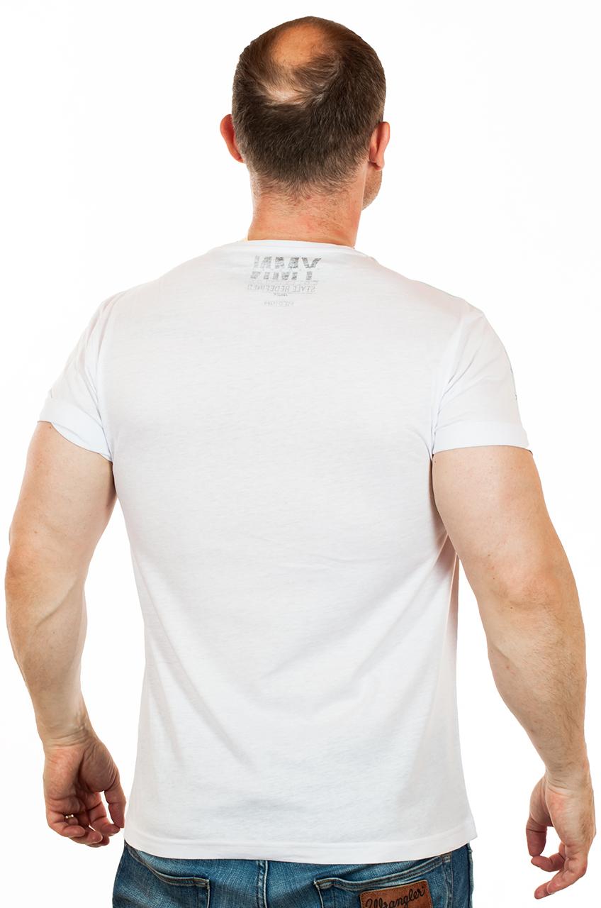 Летняя футболка туриста от Max Youngmen
