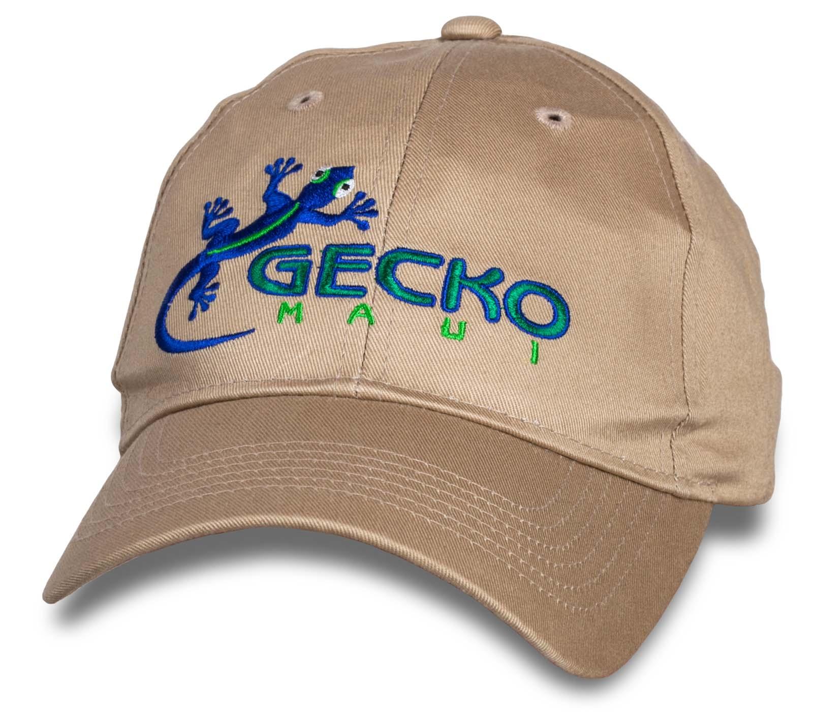 Летняя кепка-бейсболка Gecko Maui.