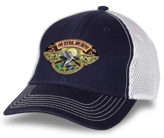 Летняя кепка охотнику
