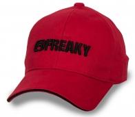Летняя красная бейсболка Freaky