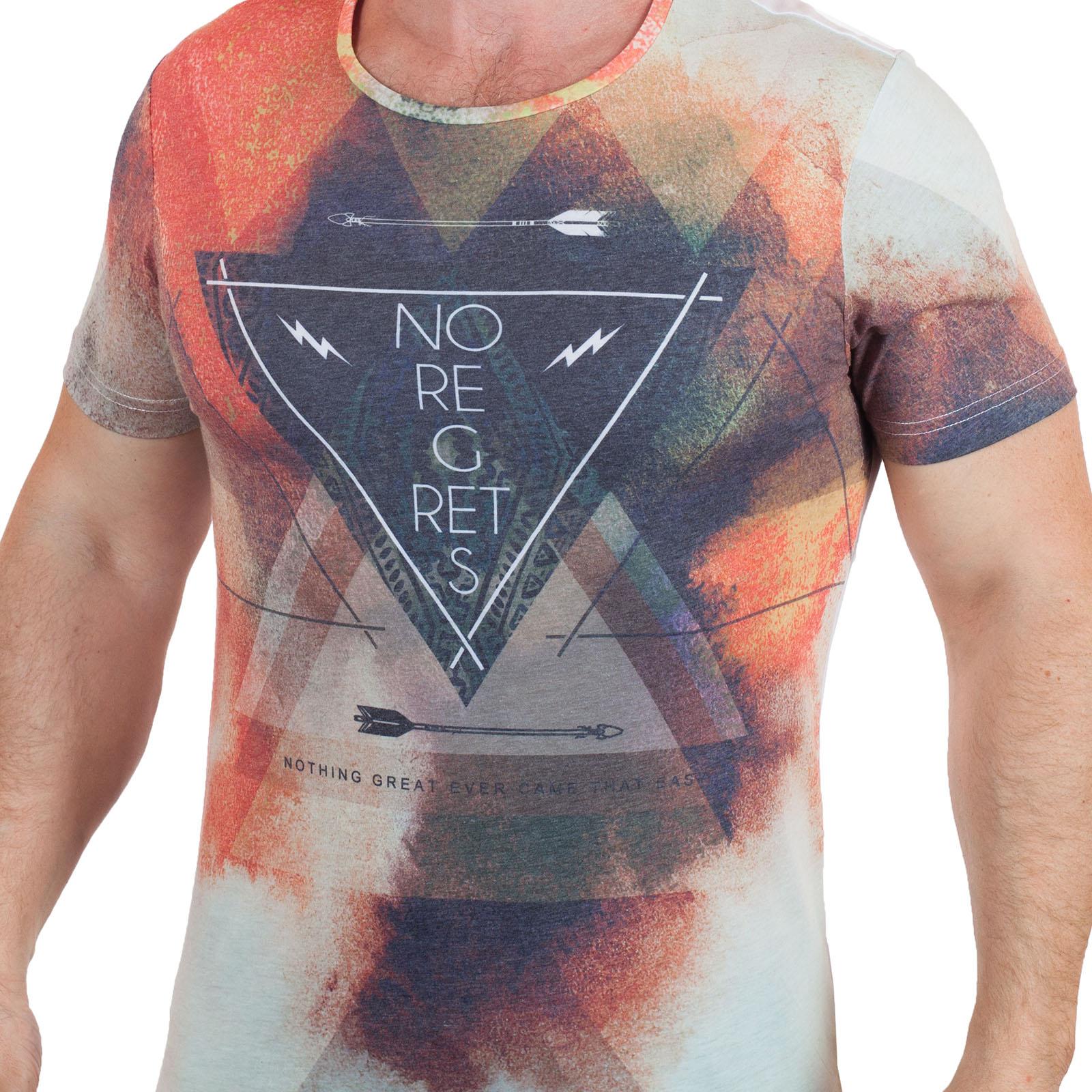 Летняя молодежная футболка от Max Youngmen