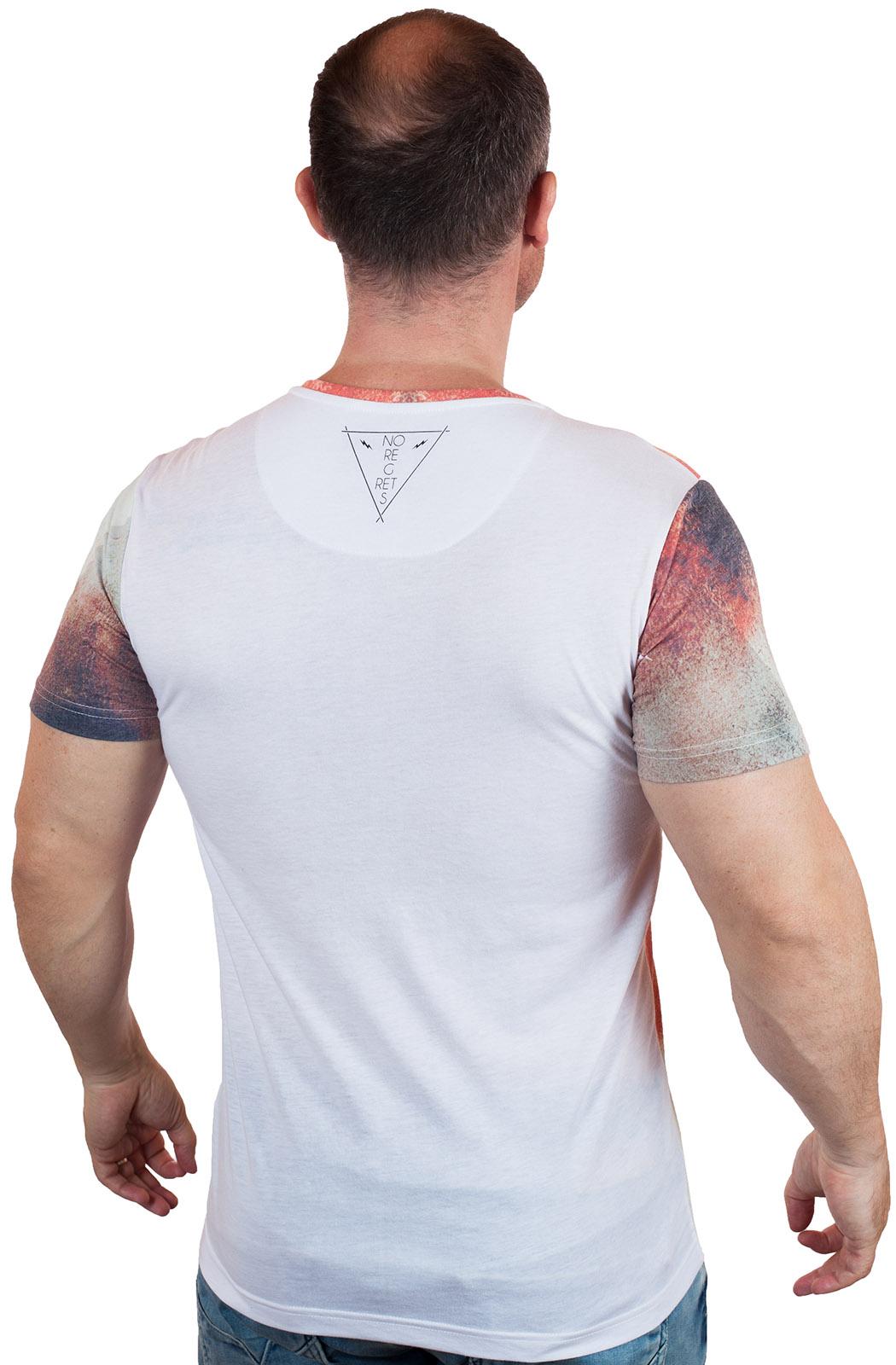 Летняя молодежная футболка от Max Youngmen с доставкой