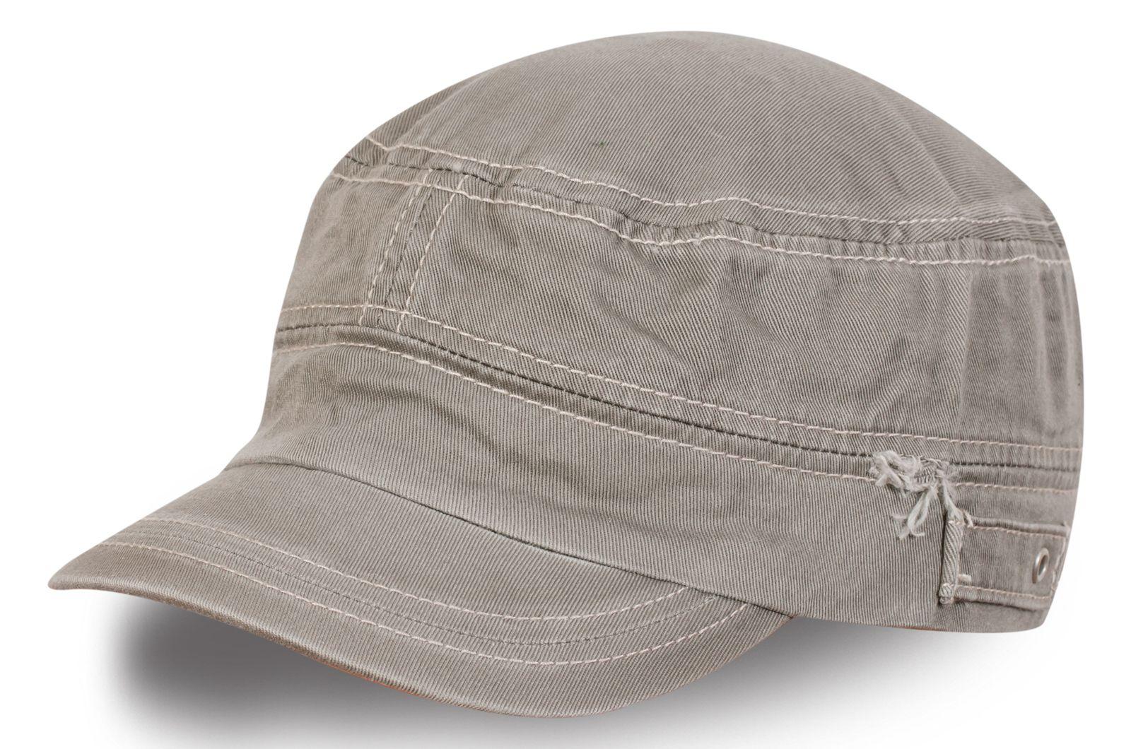 Летняя мужская кепка-немка