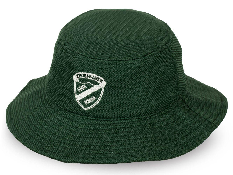 Летняя шляпа для лесных прогулок