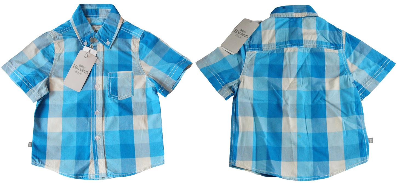 Летняя рубашка Baby Harvest для мальчиков по лучшей цене