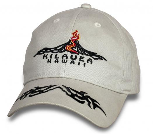 Летняя светлая бейсболка Kilauea Hawaii