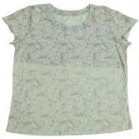 Летняя женская футболка для отдыха и спорта
