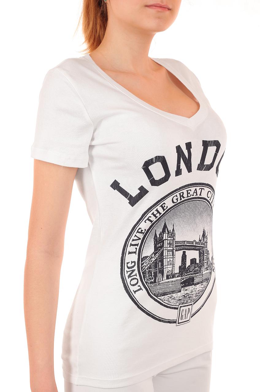 Классная футболка из лондонского бутика GAP® по выгодной цене