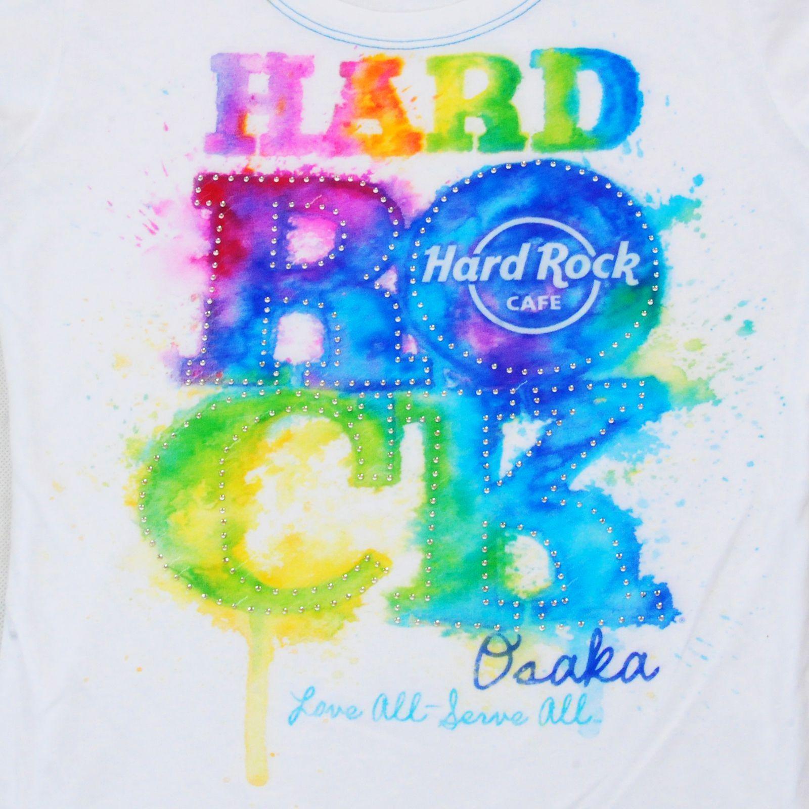 Летняя женская футболка от Hard Rock® - принт
