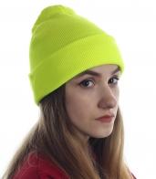 Лимонная шапочка для позитивных девушек. Заказывайте и будь в тренде!