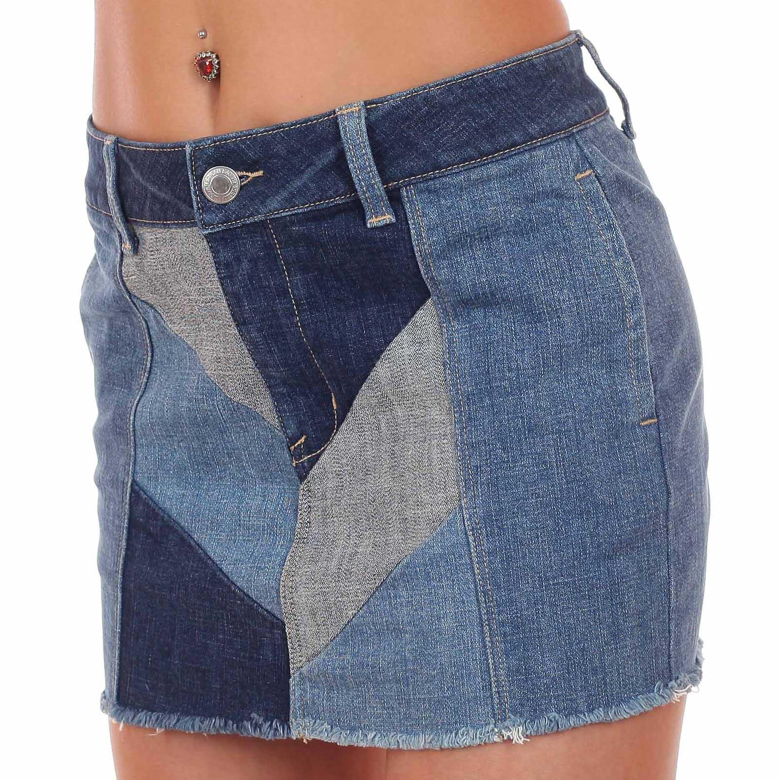 Джинсовые юбки 2017 года уже в продаже в нашем магазине!