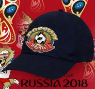 Лучшая фанатская бейсболка Россия 2018