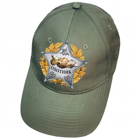 Лучшая охотничья кепка