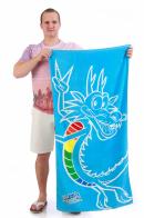Лучшее полотенце для бассейна, моря и повседневного использования.